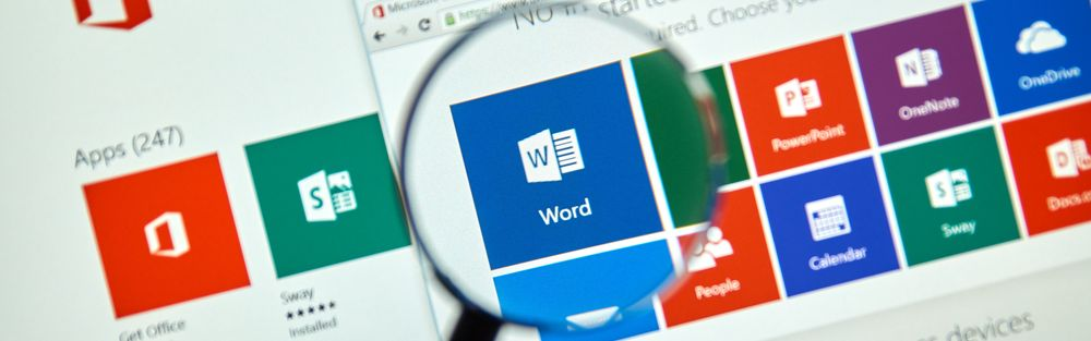 Online training Brieven samenvoegen in word