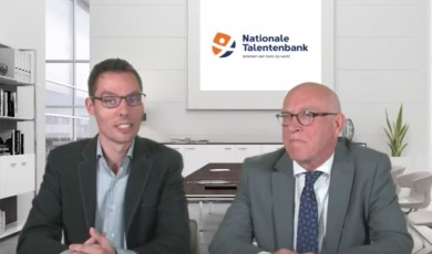Kick-off Nationale Talentenbank